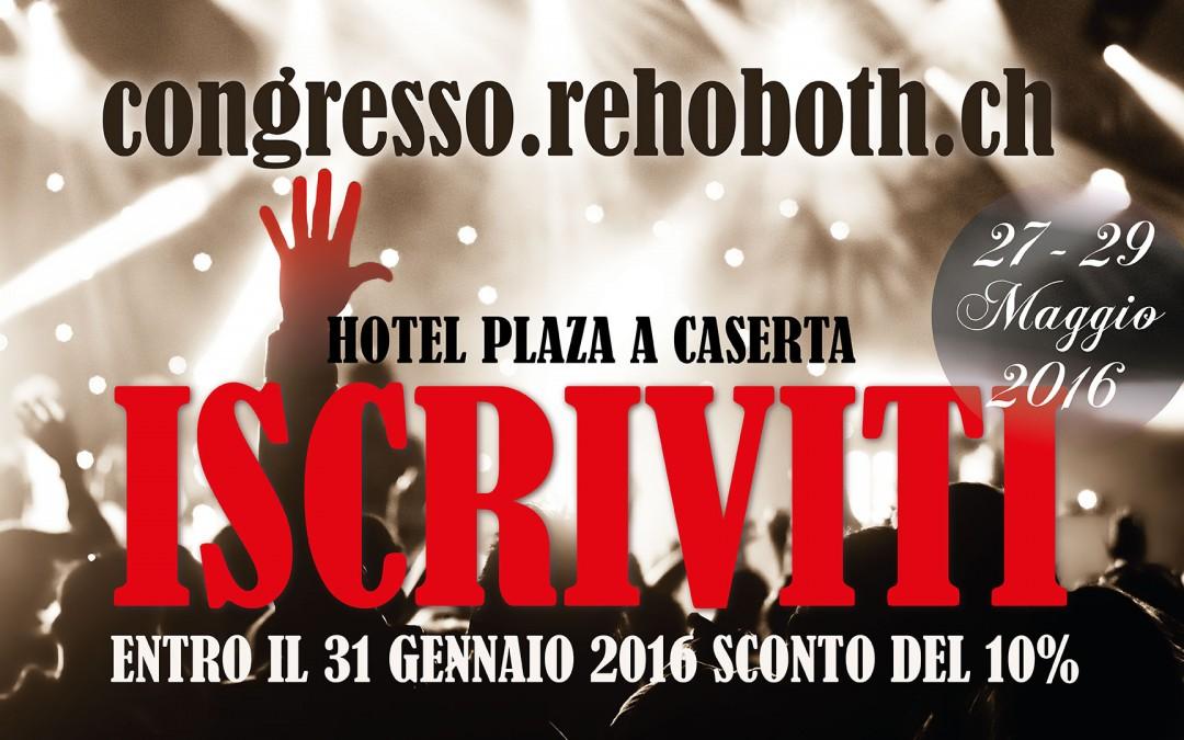 Congresso Rehoboth 2016